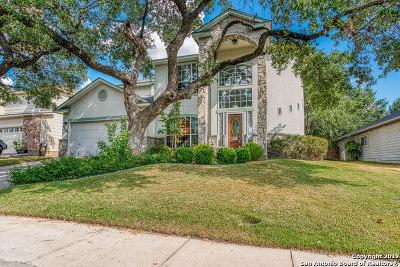 San Antonio Single Family Home New: 9552 Braun Creek