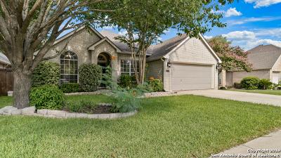 San Antonio Single Family Home New: 12507 Hart Cliff