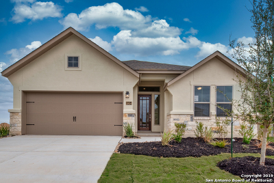 Bexar County Single Family Home New: 29654 Elkhorn Ridge