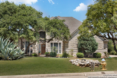 San Antonio Single Family Home New: 21107 Cactus Loop