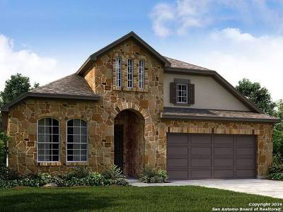 San Antonio Single Family Home New: 9544 Garrison Way