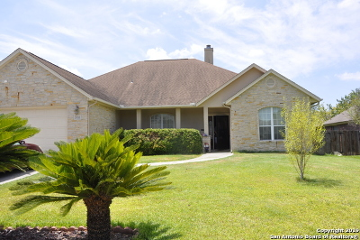 New Braunfels Single Family Home New: 1166 Loma Verde Dr