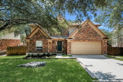 San Antonio Single Family Home New: 1110 Hidden Arrow