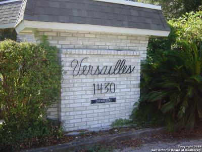 San Antonio Condo/Townhouse New: 1430 Nacogdoches Rd #7