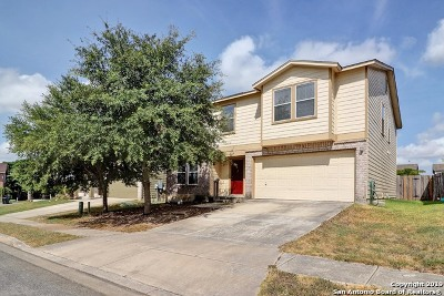 Cibolo Single Family Home New: 268 Hinge Chase