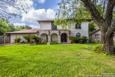 San Antonio Single Family Home New: 606 Dipper Dr