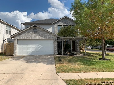 Converse Single Family Home New: 9703 Autumn Valley