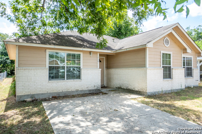 San Antonio Single Family Home New: 514 Compton Ave