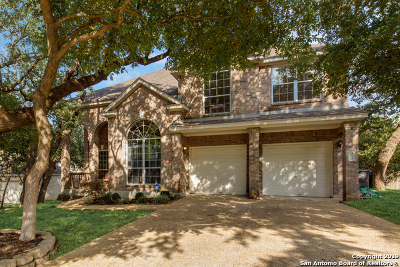 San Antonio Single Family Home New: 13022 Vista Haven
