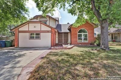 San Antonio Single Family Home New: 3366 Tavern Oaks St