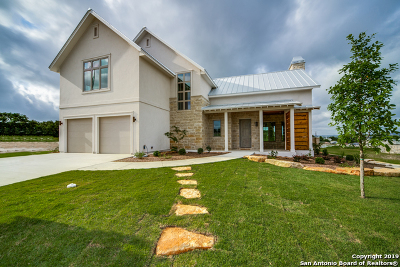 Boerne Single Family Home New: 101 Chama Dr