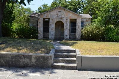 San Antonio Single Family Home New: 2602 Steves Ave
