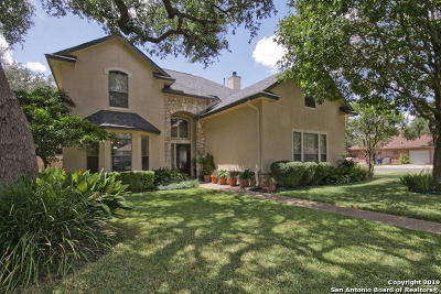 San Antonio Single Family Home New: 2414 Rim Oak