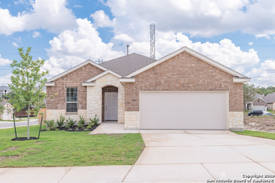 Bexar County Single Family Home New: 5054 Italica Rd