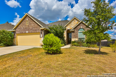 Boerne Single Family Home New: 112 Windsor Dr