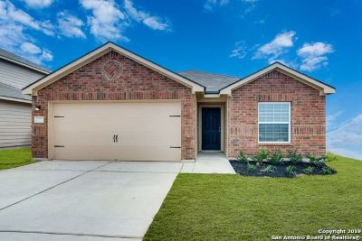 Bexar County Single Family Home New: 15215 Snug Harbor Way