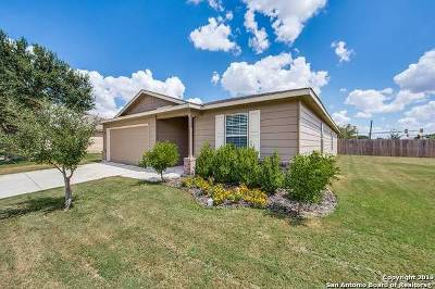 Bexar County Single Family Home New: 8202 Derby Vista