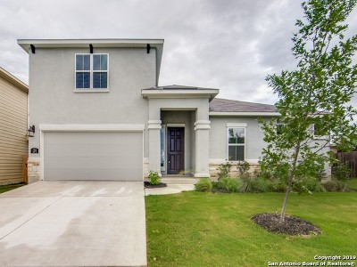 Cibolo Single Family Home New: 120 Dykes Ln