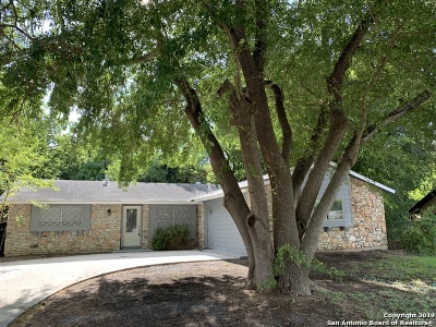 Live Oak Single Family Home New: 12433 Trailing Oaks St
