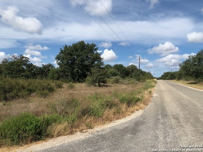 Residential Lots & Land New: 00 Clear Lake Dr