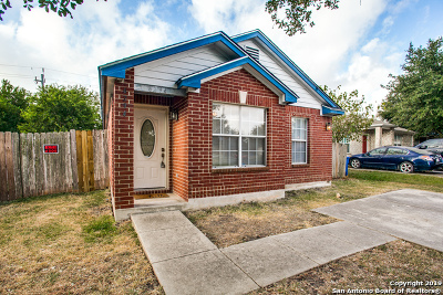 San Antonio Single Family Home New: 6294 Heathers Farm