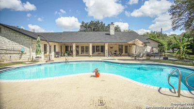 San Antonio Single Family Home For Sale: 6932 Country View Ln