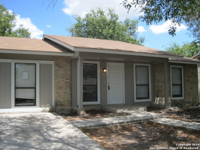San Antonio Single Family Home New: 8914 Seacliff St