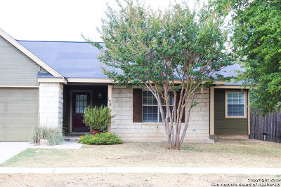 Boerne Single Family Home New: 134 Cibolo Branch Dr