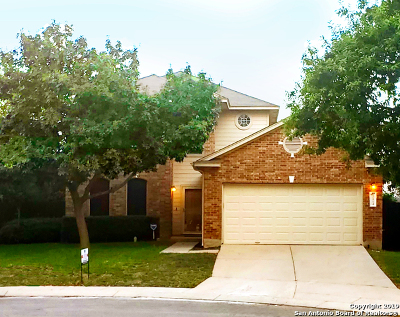 Helotes Single Family Home New: 12914 Strong Cedar
