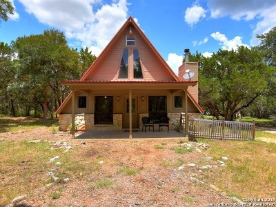 San Marcos Single Family Home New: 3305 Ranch Rd 32
