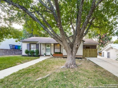 San Antonio Single Family Home New: 246 Erskine Pl