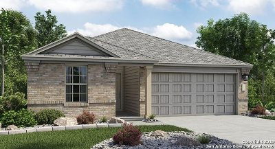 Schertz Single Family Home New: 11405 Holly Forest
