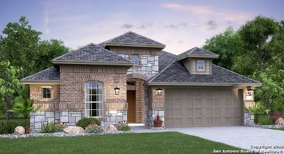 Schertz Single Family Home New: 11409 Holly Forest