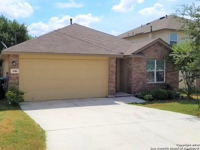 San Antonio Single Family Home New: 446 Eastern Phoebe