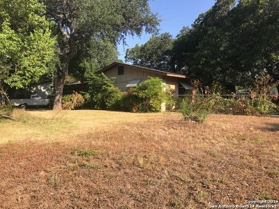 San Antonio Single Family Home New: 6203 War Lodge Ln