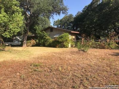 Bexar County Single Family Home New: 6203 War Lodge Ln