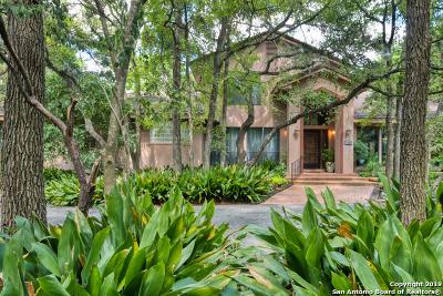 San Antonio TX Single Family Home New: $585,000