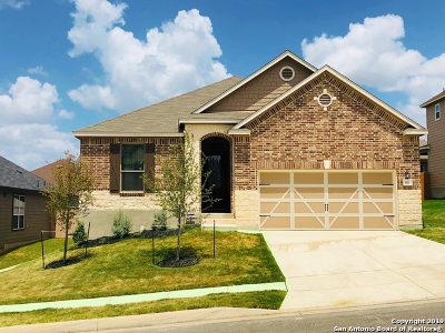 Converse Single Family Home New: 9419 Copperway
