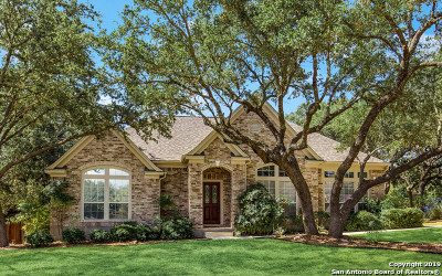 Boerne Single Family Home New: 8506 Monument Oak