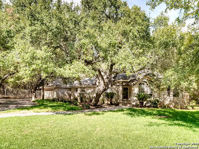 Guadalupe County Single Family Home New: 2084 Persimmon Dr