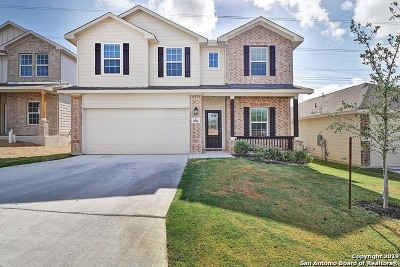 San Antonio Single Family Home New: 2614 Bordelon Nest