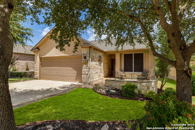San Antonio Single Family Home New: 12615 Cascade Hills