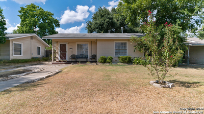San Antonio Single Family Home New: 227 Coral Ave