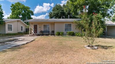 San Antonio TX Single Family Home New: $139,500
