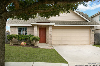 San Antonio Single Family Home New: 9734 Dawn Trl