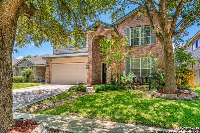 Helotes Single Family Home New: 14615 Tioga Bend