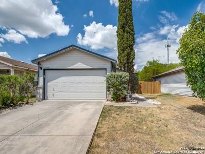 San Antonio Single Family Home New: 10159 Sundrop Pass