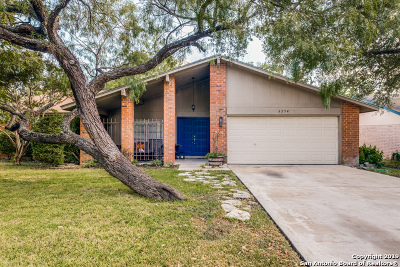 San Antonio Single Family Home New: 6234 Sunset Haven St