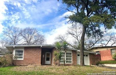 San Antonio Single Family Home New: 123 Green Meadow Blvd