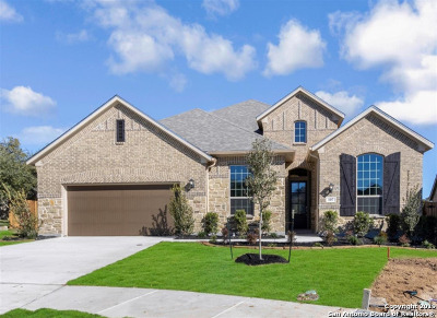 Boerne Single Family Home New: 107 Coleto